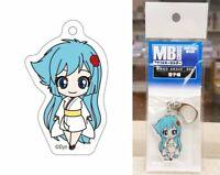 Metal Boy Goods Acrylic Keychain Yukiko-Hime Dororon Enmakun Go Nagai License NW