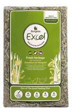Burgess Excel Feeding Hay With Dandelion & Marigold Herbage 1kg X 3