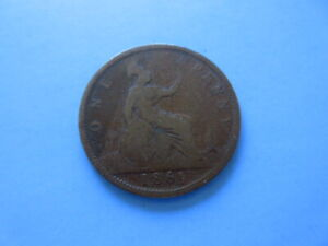 1861 penny Freeman 18 extremely rare