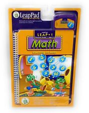 First Grade LeapPad Book and Cartridge: Counting on Leap 1 Math