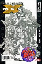 Ultimate X-Men #61 Sketch Variant 1:100 Retailer Incentive Marvel Comics