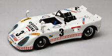 Porsche 908-2 Flunder #3 34th Lm 1975 Poirot Ortega Cuynet Lagniez 1:43 Model