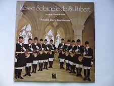 Messe solennelle de St Hubert Abbaye de Noirlac Relancé Berry Bourbonnais DDLX86