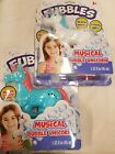 MAGICAL UNICORN BUBBLE BLASTER WITH LIGHT  MUSIC. Choose white or blue