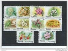 LOT : 032015/036A - RWANDA 1981 - YT N° 974/983 NEUF SANS CHARNIERE ** (MNH) GOM