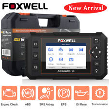 Automotive Car Scan Diagnostic Scan Tool Engine ABS SRS Airbag EPB OIL Foxwell
