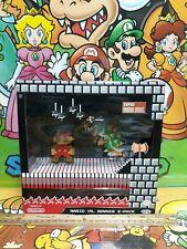 World of Nintendo Super Mario vs Bowser 2-Pack 8-Bit Diorama Super Mario Bros.