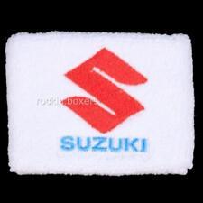 SUZUKI Brake Reservoir Cover Socks Oil Cup Tank SV650 S GSXR 600 750 1000 WHITE