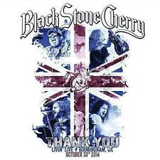 Black Stone Cherry: Thank You - Livin' Live - Birmingham, UK New DVD