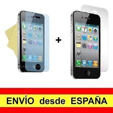 Protector de Pantalla + Gamuza, Cristal Templado iPhone 4 y 4S  Envío Gratis nt