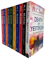 Hamish Macbeth Murder Mystery Death Series 2 & 3,6 to 15 Collection 10 Books Set