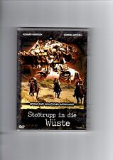 Stoßtrupp in die Wüste / Richard Harrison, Gordon Mitchell / DVD #10740