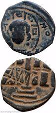 Byzantine Anonymous Follis Coin Ae Romanus Iii 1028-1034 Ad 1028-1034 Ad Constan
