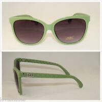 New Large Womens DG Sunglasses Fashion Designer Wayfarer Mens Shades Green