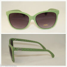 New Large Womens DG Sunglasses Fashion Designer Mens Shades Green