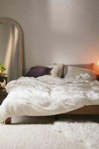Ultra Luxury Crushed Velvet Duvet Cover Bohemian Bedding Stylish Comforter