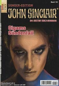 JOHN SINCLAIR SONDEREDITION Nr. 151 - Cigams Sündenfall - Jason Dark