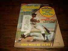 Baseball Digest October 1973 World Series Features Records Yankees article MLB