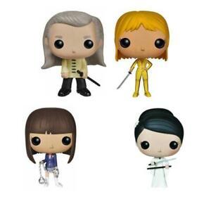 Movie Kill Bill Character Vinyl Action Figure Dolls Toys #68 for Children Gift