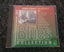 Robert Johnson RED HOT blues The Blues Collection MUSICA CD ALBUM