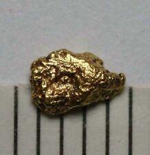 1 GOLDNUGGET- GOLD NUGGET aus ALASKA!