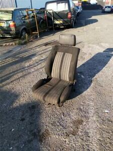 Mk1 Golf GTI N/S front seat in good condition