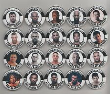 MMA LEGENDS MAGNETS  X 40    38mm IN SIZE