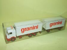 CAMION MERCEDES BENZ GRANINI WIKING HO 1:87