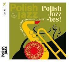 CD ZBIGNIEW NAMYSLOWSKI QUINTET Polish Jazz - Yes! vol 77