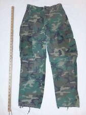 ERDL RDF BDU Pants Camo size X-Small-Short 25w x 26L