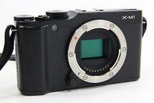 Fujifilm X-M1 Body schwarz, sehr guter Zustand
