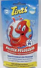 (35.80 Euro pro kg) Tinti Knister Pflegebad rot Badewanne Baden 50 g Wasser