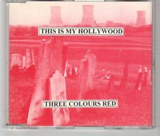(HJ61) Three Colours Red, This Is My Hollywood - 1996 CD