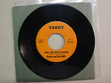 "RANDY AND THE RING:Good Time Merry-Go-Round-Caverns Of My Mind-U.S. 7"" Tangy 101"