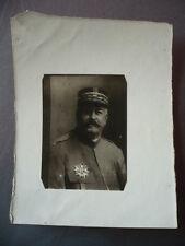 GENERAL HENRI BERTHELOT  PHOTOGRAPHIE  ANCIENNE VERS 1920