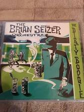 THE BRIAN SETZER ORCHESTRA THE DIRTY BOOGIE CD NEW