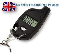 Neumático de coche LCD Digital Medidor de Presión de Aire Tester Medida Psi KPA Bar Motocicleta Reino Unido