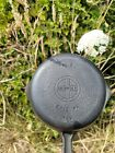 Super Smooth Antique Griswold #3 Skillet  - Old Griswold Cast Iron Cookware !