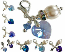 Clip Pearl Costume Charms