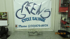 2006 BMW GS 650 F Front Engine Mount Skid Plate