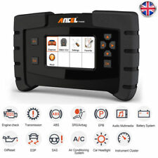 Ancel FX4000 Full System Car Engine ECU Coding Scanner Auto Diagnostic Scan Tool