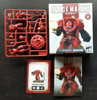 Games Workshop Warhammer 40K Space Marine Blood Angels Terminator Brother Dyrael