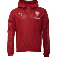 Puma Mens AFC Arsenal Vent Thermo Jacket Red