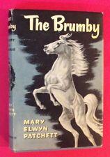 Mary Elwyn Patchett - The Brumby - hbdj 1960