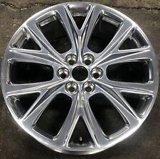 "Cadillac XT5 XT6 20"" Polished Factory OEM Wheel Rim 2010-12 4835 #2126"