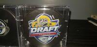 Travis Konecny Autographed Signed 2015 NHL Draft Puck Philadelphia Flyers