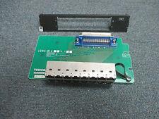 Toshiba Strata CIX 200 CHSUB192A LCNU-B1A DKU16 SLU 16 Port Station Adapter Card