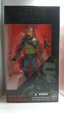 STAR WARS THE FORCE AWAKENS BLACK SERIES 6 INCH KANAN JARRUS FIGURE #19