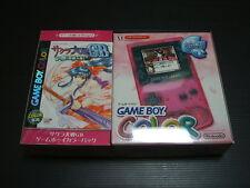 New Nintendo Gameboy Color Sakura Limited Version *100% SEALED* For Collectors