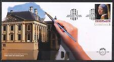 NEDERLAND ONBESCHREVEN FDC E-698 - HET MEISJE MET DE PAREL